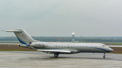 N595E - Private Bombardier BD-700 Global Express