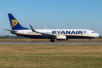 EI-EVC - Ryanair Boeing 737-8AS