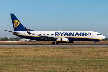 EI-EMK - Ryanair Boeing 737-800