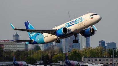 9K-CBB - Jazeera Airways Airbus A320 NEO