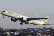 Ethiopian A350 visited Sao Paulo for the first time title=