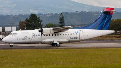 TG-MYH - TACA Regional ATR 42 (all models)