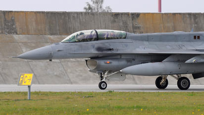 4080 - Poland - Air Force Lockheed Martin F-16D block 52+Jastrząb