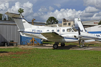 PT-MSA - Private Embraer EMB-121AN Xingu