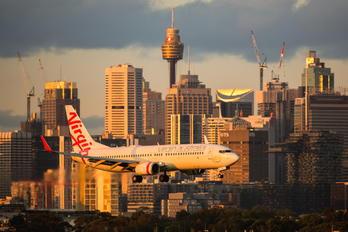 VH-YFE - Virgin Australia Boeing 737-800