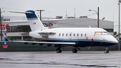 C-GDLI - Private Bombardier Challenger 600