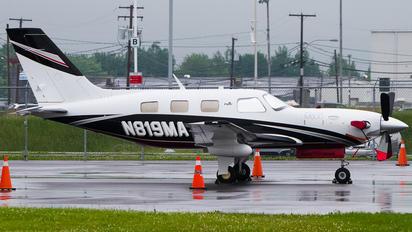 N819MA - Private Piper PA-46-M500