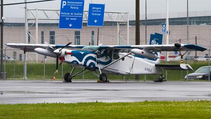 C-FZLZ - Private Pilatus PC-6 Porter (all models)