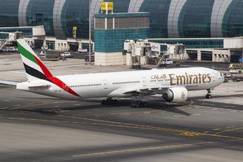 A6-EQF - Emirates Airlines Boeing 777-300ER