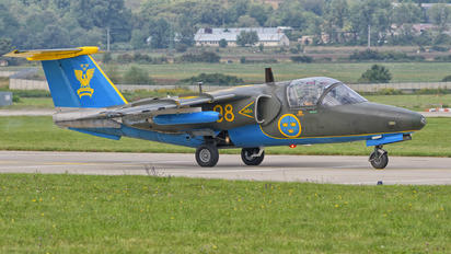 60098 - Sweden - Air Force SAAB SK 60