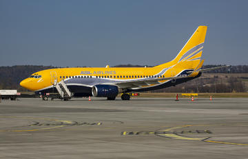 F-GZTD - ASL Airlines Boeing 737-700