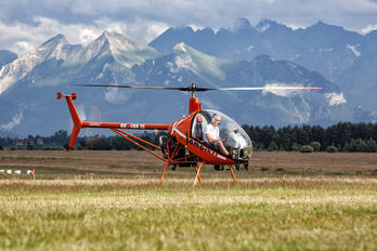 OK-LHA - Private CH7 Heli-sport CH7 Kompress