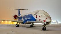 UR-DNU - Dniproavia Embraer ERJ-145 aircraft