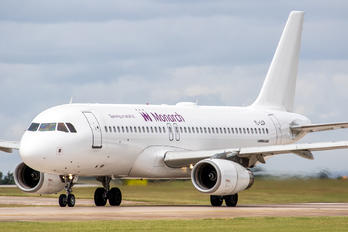 YL-LCP - SmartLynx Airbus A320