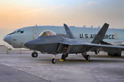 10-4192 - USA - Air Force Lockheed Martin F-22A Raptor aircraft