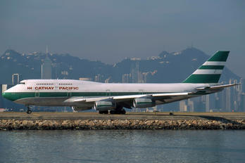 VR-HOV - Cathay Pacific Boeing 747-400