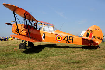 OO-SVA - Private Stampe SV4