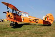 OO-SVA - Private Stampe SV4 aircraft