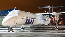 SP-EQB - LOT - Polish Airlines de Havilland Canada DHC-8-400Q / Bombardier Q400 aircraft