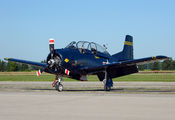 C-GKOL - Private North American T-28C Trojan aircraft
