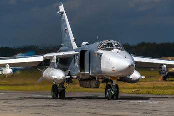 - - Russia - Air Force Sukhoi Su-24MR