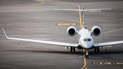 VP-BCT - Gama Aviation Gulfstream Aerospace G650, G650ER