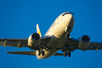 UR-AAL - Aerosvit - Ukrainian Airlines Boeing 737-500