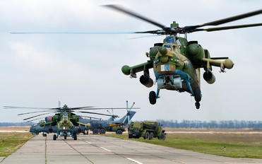 207 - Russia - Air Force Mil Mi-28