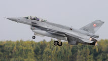 4080 - Poland - Air Force Lockheed Martin F-16D block 52+Jastrząb aircraft