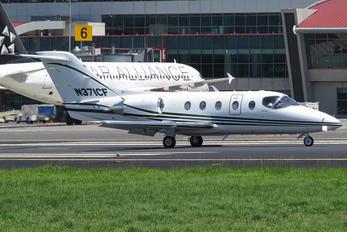 N371CF - Private Hawker Beechcraft 400XP Beechjet
