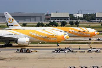HS-XBG - Nokscoot Boeing 777-200ER