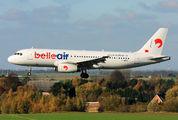 F-ORAE - BelleAir Airbus A320 aircraft