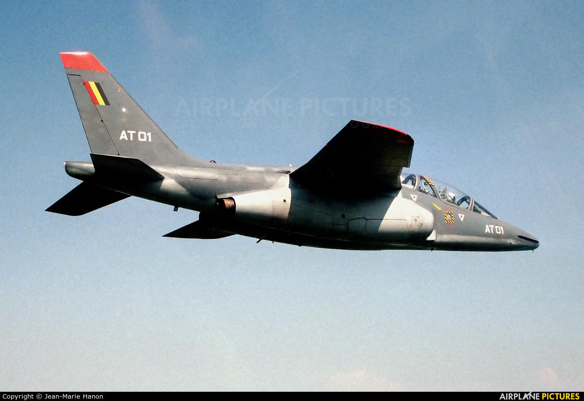 Belgium - Air Force AT01 aircraft at In Flight - Belgium