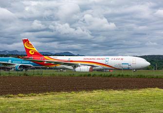 OE-IEZ - Hong Kong Airlines Airbus A330-300