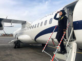 EP-ITJ - Iran Air ATR 72 (all models) aircraft