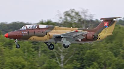 OK-AJW - Blue Sky Service Aero L-29 Delfín