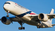9M-MAE - Malaysia Airlines Airbus A350-900 aircraft