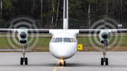 LN-WFS - Widerøe de Havilland Canada DHC-8-300Q Dash 8