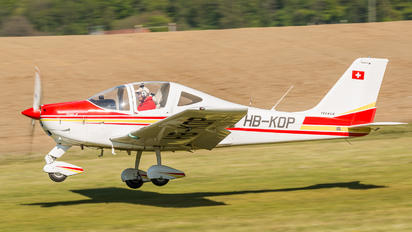 HB-KOP - Private Tecnam P2002