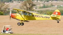 HB-ORT - Private Piper PA-18 Super Cub aircraft