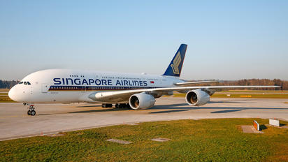 9V-SKZ - Singapore Airlines Airbus A380