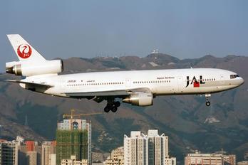 JA8541 - JAL - Japan Airlines McDonnell Douglas DC-10-40