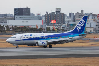 JA8196 - ANA Wings Boeing 737-500