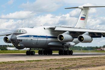RF-78805 - Russia - Air Force Ilyushin Il-76 (all models)