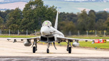 ZK348 - Royal Air Force Eurofighter Typhoon FGR.4 aircraft
