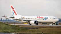 EC-IDT - Air Europa Boeing 737-800 aircraft