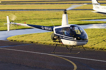 G-BXUC - Private Robinson R22