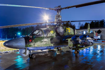 75 YELLOW - Russia - Air Force Kamov Ka-52 Alligator