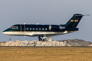 OH-WIC - Jetflite Oy Canadair CL-600 Challenger 604 aircraft