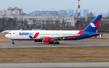VQ-BSX - AzurAir Boeing 767-300ER
